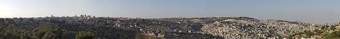 panorama jerusalem