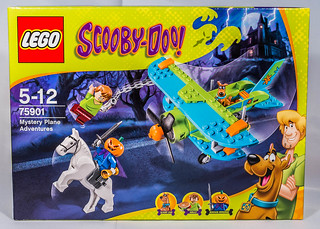 Lego 75901 - Scooby Doo - Mystery Plane Adventures | by gnaat_lego