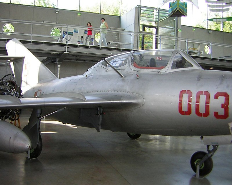MiG-15UTI Fagot 2