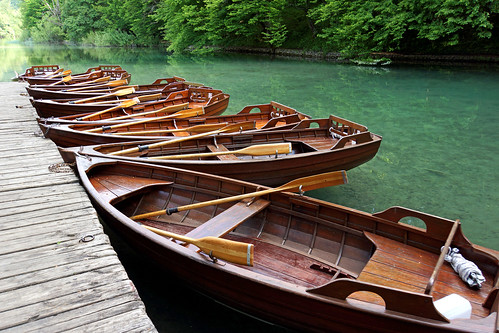 Croatia-00838 - Wooden Row Boats | by archer10 (Dennis)