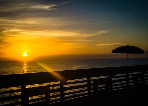 sc sunrise pier pentax southcarolina gardencity