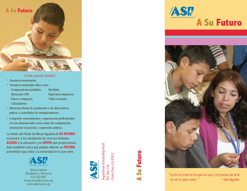 ASF Brochure : Spanish A