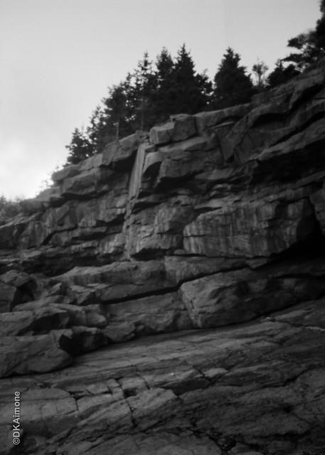 Cliffs, Monhegan
