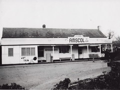 Shop at 8 Hill St, c 1950s.
