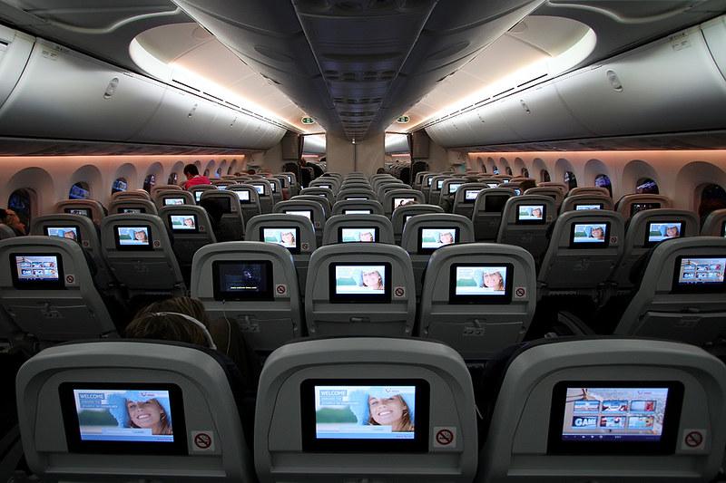 Boeing 787-8 Dreamliner – Jetairfly (TUI Airlines Belgium) – OO-JDL – International Airspace – 2013 12 08 – Inflight – 09 – Copyright © 2013 Ivan Coninx Photography