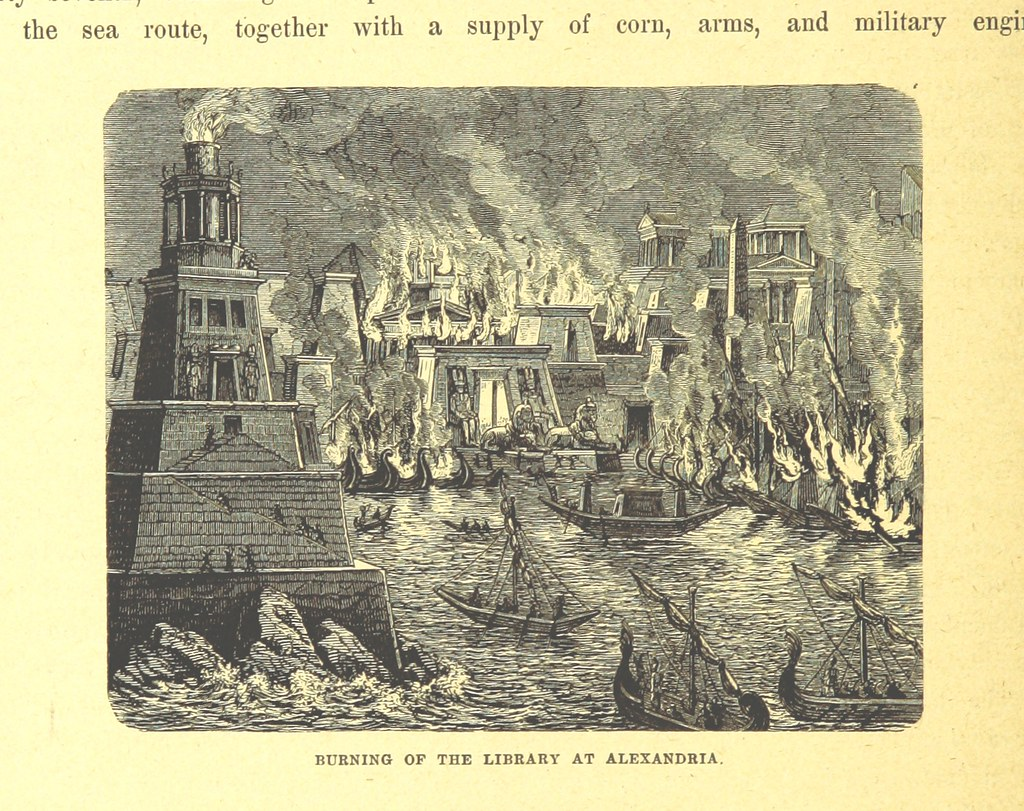 """British Library digitised image from page 578 of """"Popular History of Egypt. ... (The Egyptian War.) Illustrated, etc"""""""