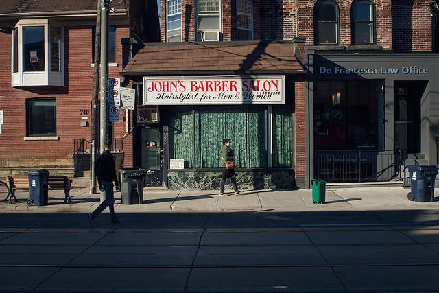 John's Barber Salon