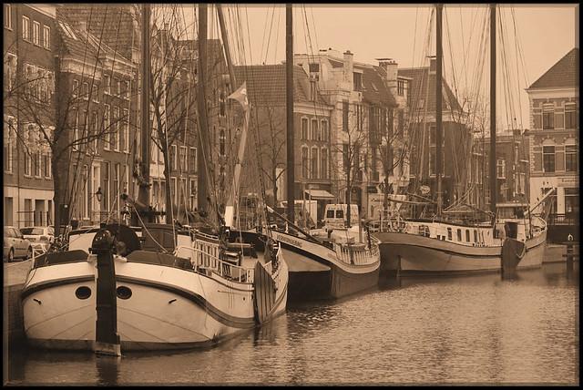 Nostalgic Groningen