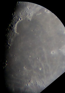 Moon Feb 10th, close on Mare Imbrium