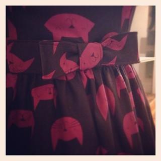Catnap Dress
