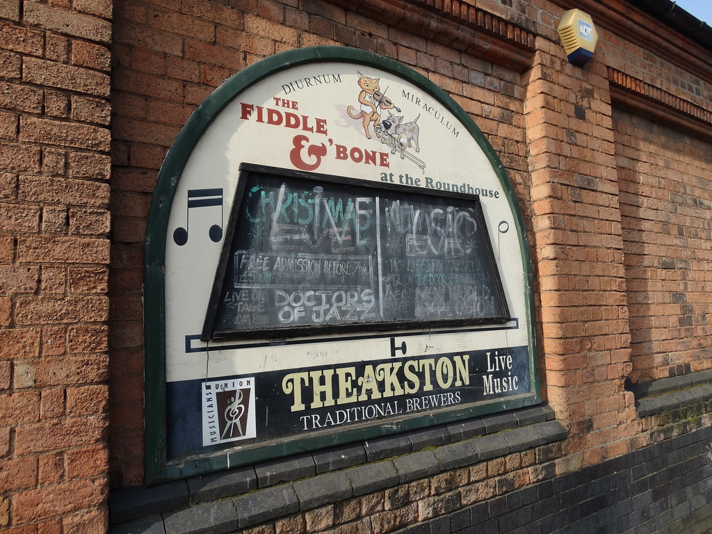The Fiddle & Bone, Sheepcote St, Birmingham