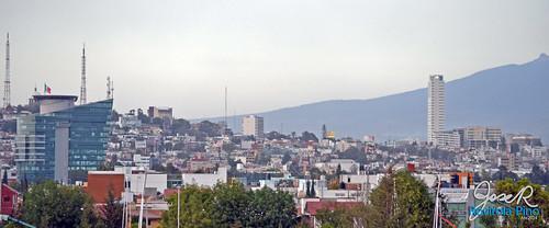 Zona de Las Animas . La Paz - Juárez