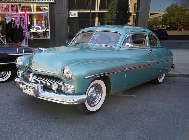 1950 Mercury Coupe (1 of 3)