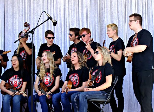 Langley Ukulele Ensemble