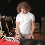 Wed, 05/08/2015 - 4:21pm - Kurt Vile  Live in Studio A, 8.5.2015 Photographer: Brenna Keeley