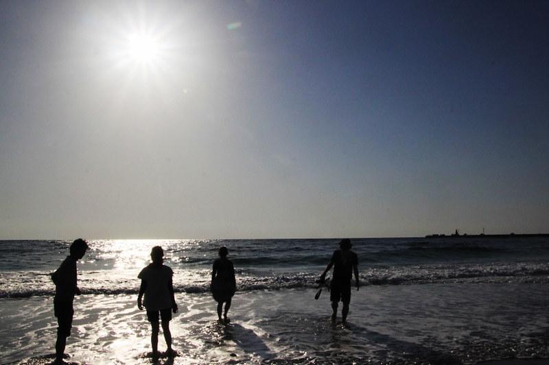 神津島 前浜海岸