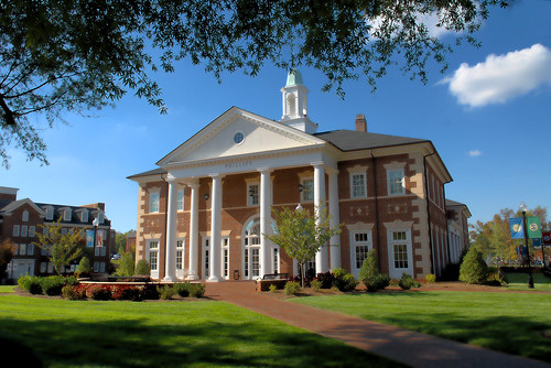 Phillips Hall_ by HIGH POINT UNIVERSITY