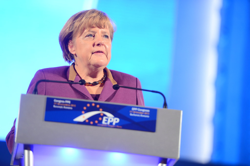 Angela Merkel | European People's Party | Flickr