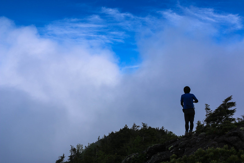 天狗岳 登山