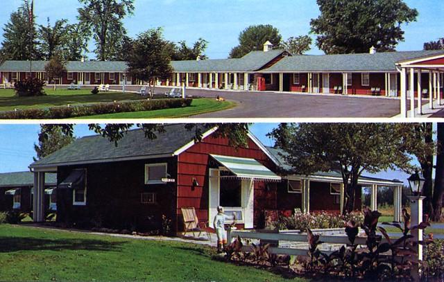 Stories Village Motel Massena NY