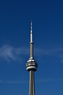 CN Tower | by Open Grid Scheduler / Grid Engine