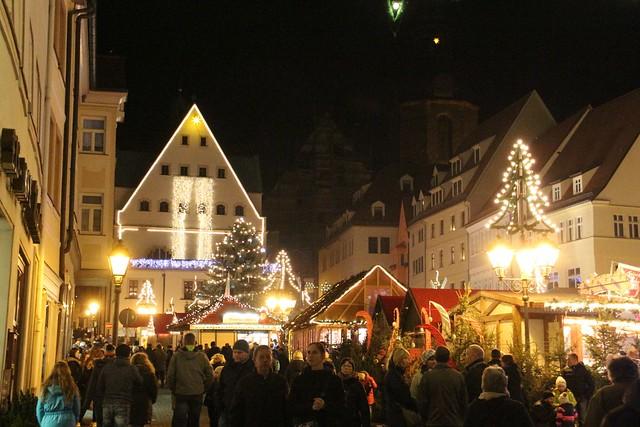 Lutherstadt Eisleben - christmas market