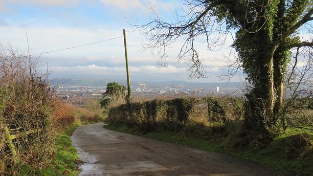 Distant Belfast