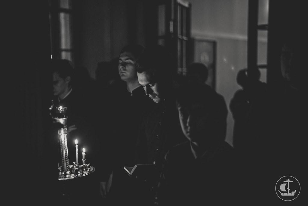 5 февраля 2017, Литургия в день памяти собора новомучеников и исповедников Церкви Русской / 5 February 2017, Liturgy in the day of remembrance of  the Holy New Martyrs and Confessors of Russian Church