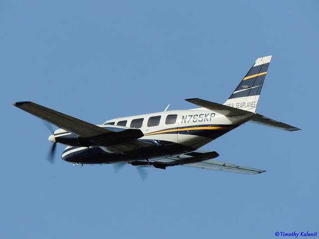 Alaska Seaplanes Piper PA-31-350 Chieftain [N765KP]