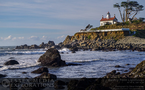 Battery Point Lighthouse | by Essex Explorations