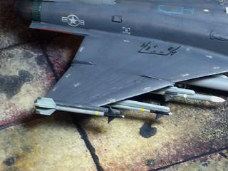1:72 Northrop Grumman-IAI F-24A ?Tigerhawk? (a.k.a. ???? / Namer?), s/n 14-0183 of 318th FIS, United States Air force (USAF); McChord AFB, Tacoma (WA); 2014 (whif/kitbashing/tribute work)