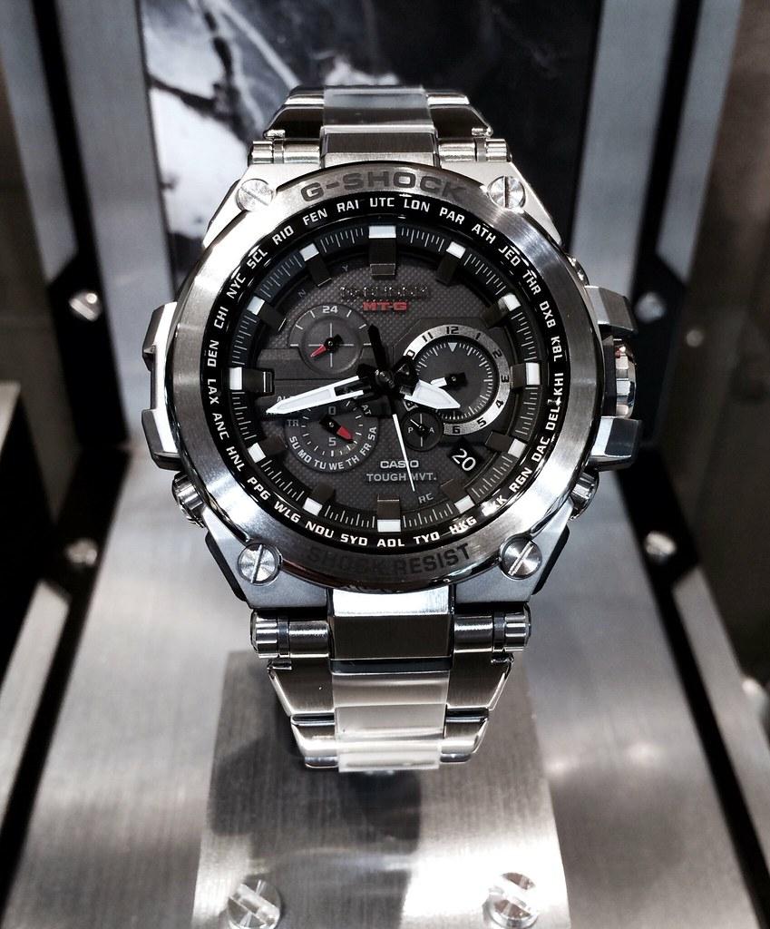 38365ecba ... Metal Twisted G-Shock MT-G MTGS1000D-1A