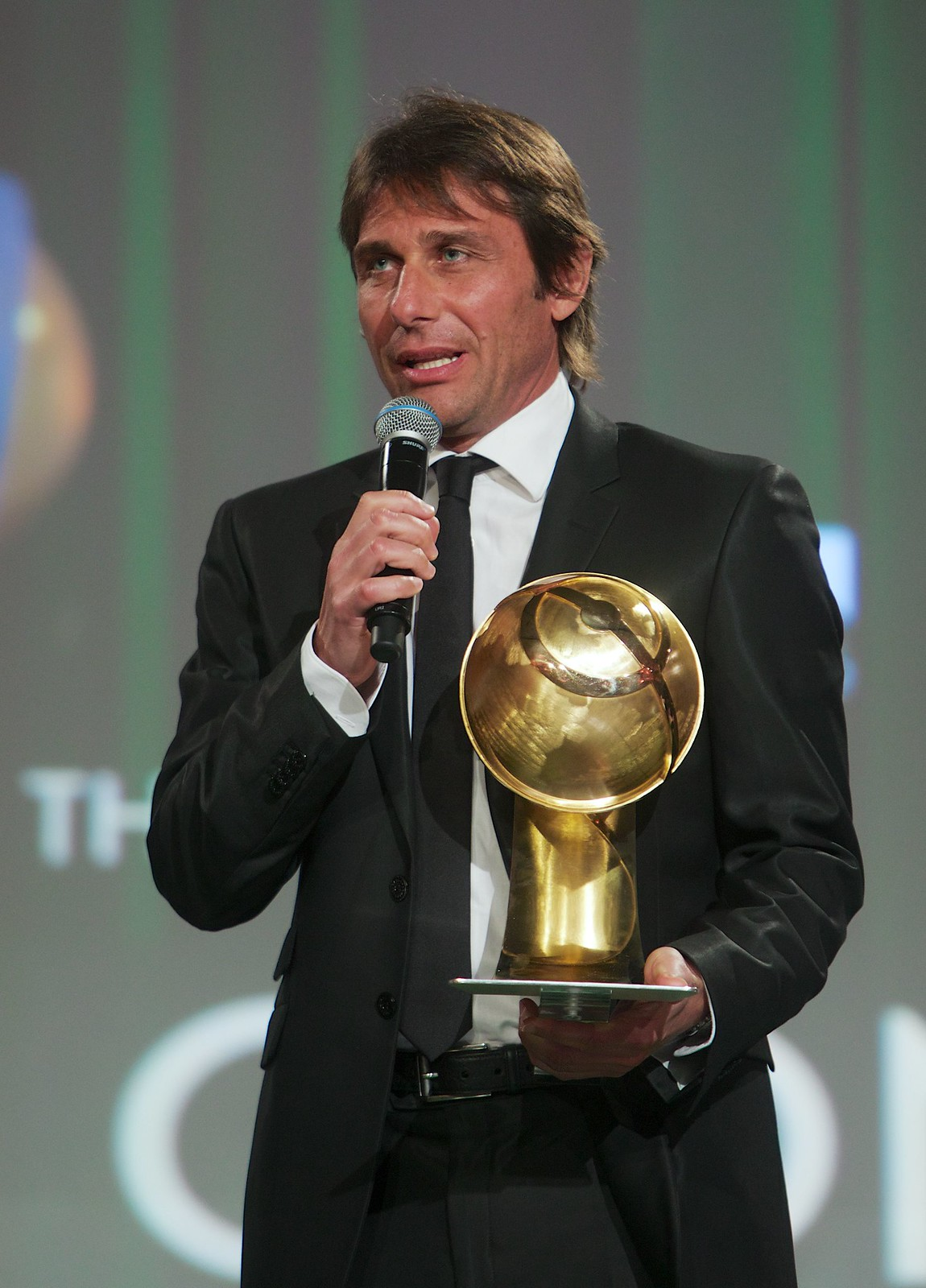 Globe Soccer Awards 254