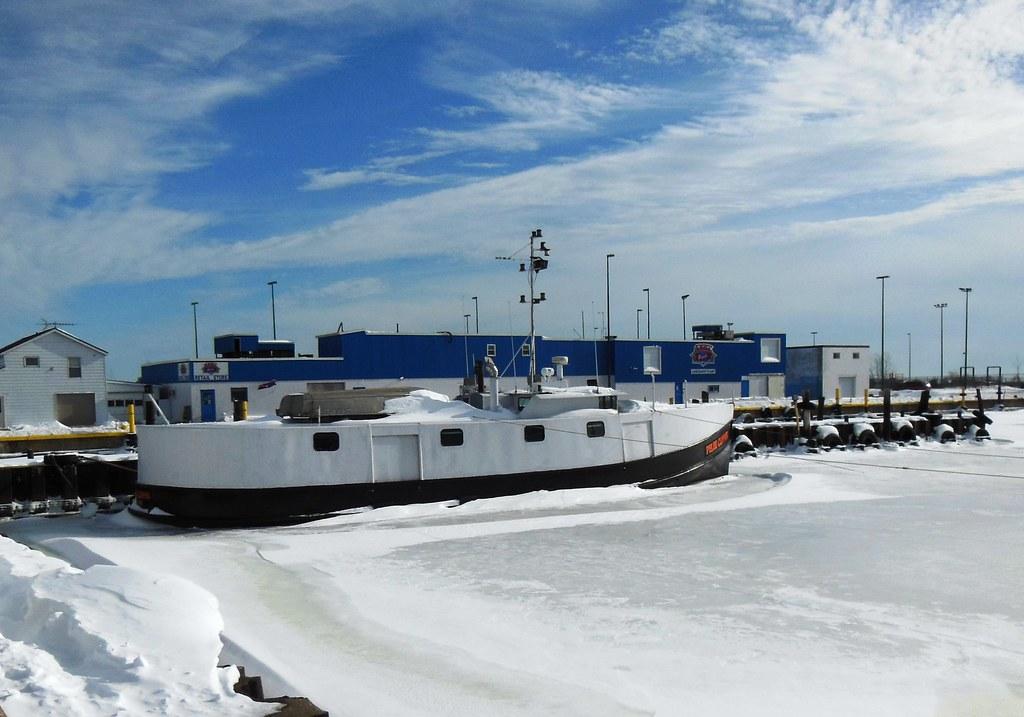 Pelee Clipper   Kingsville, Ontario - Harbour Part of Lake E