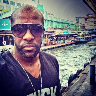 #prettyboy in #bangkok rockin' it | by kaysha