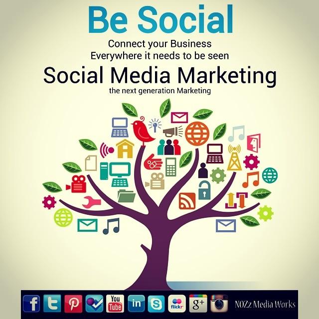 NOZz Media Works Online Marketing solutions fb com/nozzmed… | Flickr