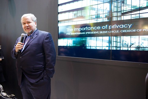 Phil Zimmermann talks about privacy | by joncallas