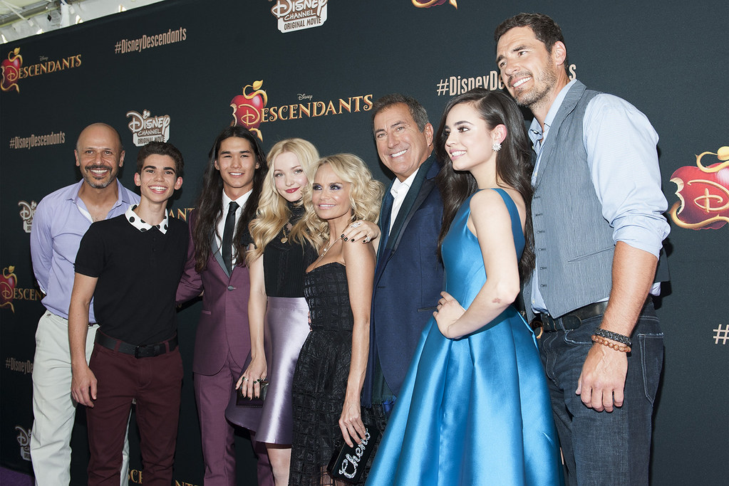 Descendants 3' Stars and Disney Pay Tribute to Cameron Boyce