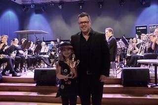 Ingrid Berglund - Vinnare av solistpriset i grupp 1