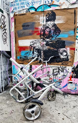 graffiti sliverlake dave meyer stoller poster junk