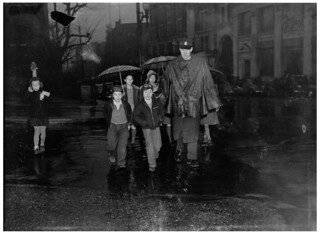 children escorted by police VPL 1345 | by Vancouver Public Library Historical Photographs