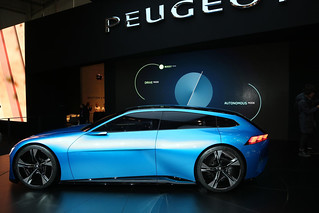 Peugeot Concept Istinct