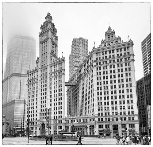 Wrigley Building Chicago, 2013 | by Michael Casey