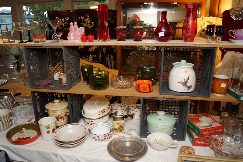 Huge Estate Sale! Castle Rock, WA August 23, 24 & 25 - 2013! Photo #DSC04742