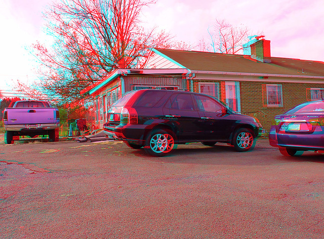 My Acura in 3D