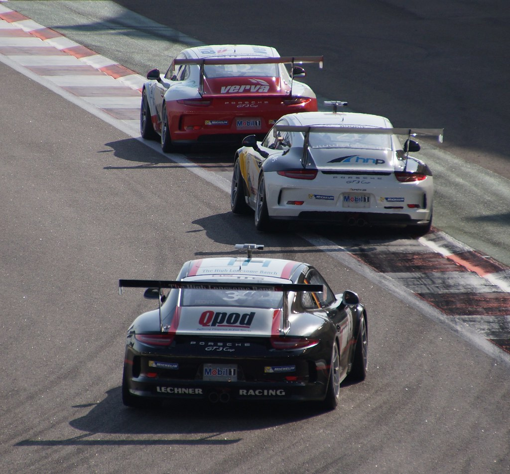 Supercup: Abu Dhabi, Yas Marina Circuit, Porsche Supercup