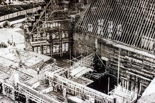 Bild vom Bild: Baustellenfoto vom Bau des Historischen Museums