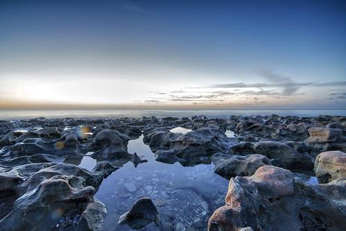 beach sunrise us unitedstates florida jupiter southflorida jupiterisland upu blowingrockspreserve