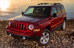 2015 Jeep Patriot FWD 4dr Sport SUV$17,777