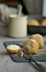 hungarian cottage cheese balls